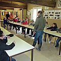 Classe découverte Châteaux de la Loire du 21 au 24 mai 2013