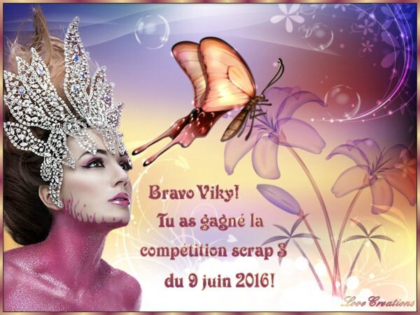 compet scrap 3-Viky 9 juin 2016