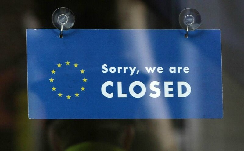 UE Closed