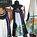 Acidulée et Pop : la robe trapèze du Printemps 2014 se Colore de <b>bleu</b> ... Turquoise, Roi ou électrique !