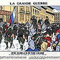 Imagerie d'Épinal, la Grande <b>Guerre</b>, série 2