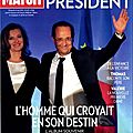Paris Match 9/05/2012