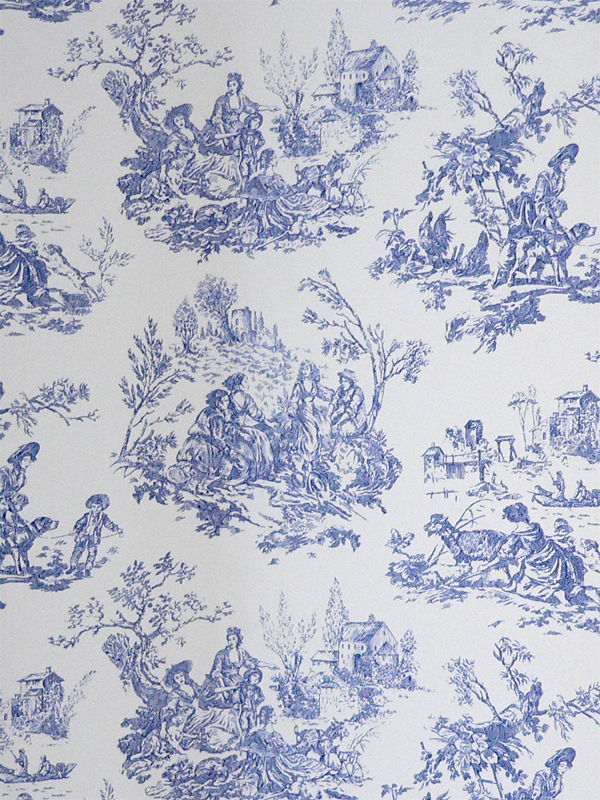 pose tapisserie papier peint toile de jouy encadrement fentre. Black Bedroom Furniture Sets. Home Design Ideas