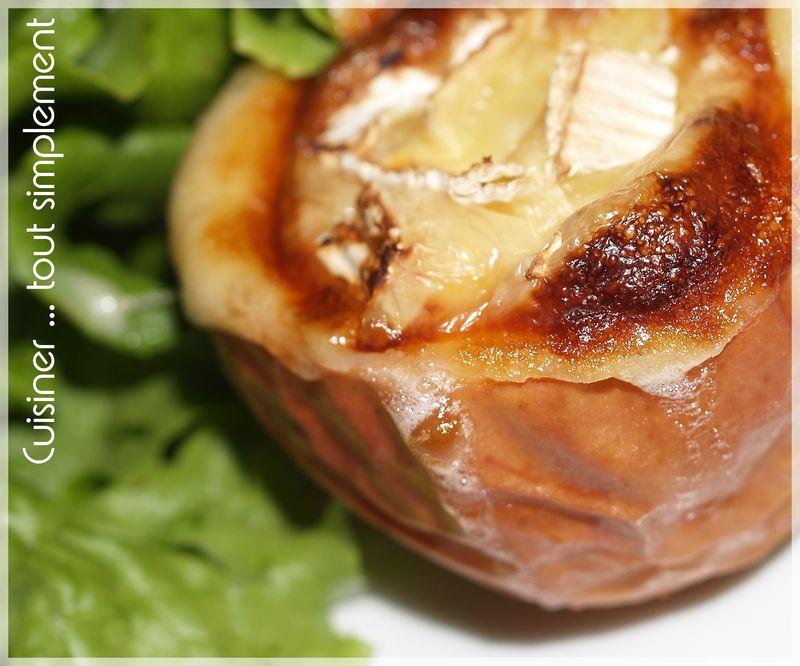 Pommes au four sucr es sal es cuisiner tout - Cuisiner le cabillaud au four ...
