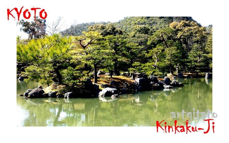 Japon Kyoto Kinkakuji Artgitato 8