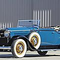 <b>1931</b> Buick 96C Convertible Coupe