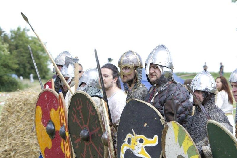 THOR PARK: un nouveau projet de village viking en Normandie.