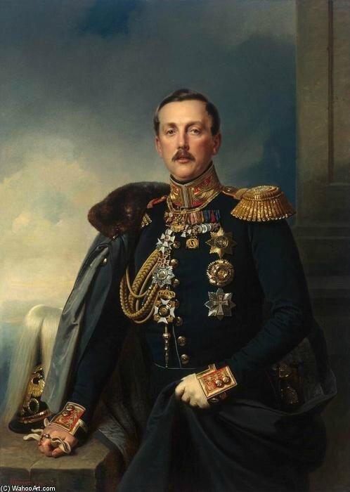 Franz-Kruger-Portrait-of-Alexander-Arkadyevich-Suvorov-2-