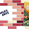 Uncle Donald's Ants