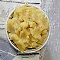 Crumble aux <b>pommes</b>