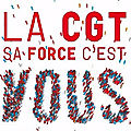 Syndicat CGT de la Base Intermarché de Rochefort