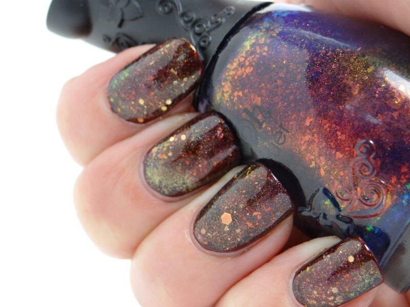Galaxy Nails Venuss, Nfu-Oh