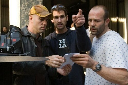 Brian Taylor, Mark Neveldine & Jason Statham