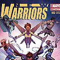 New <b>Warriors</b>