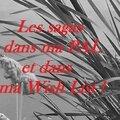Les <b>sagas</b> dans ma PAL et WL
