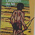L'ASSASSIN DU <b>NIL</b> ( TOME 2 )