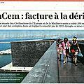 Marseille ,MUCEM, combien ça va nous couter !