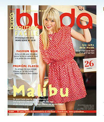 Burda Facile HS Printemps / Ete 2012