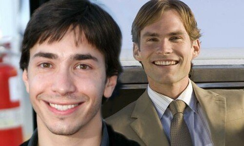 Justin Long & Sean William Scott