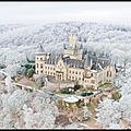 Image du Jour - Le <b>Château</b> Marienburg - Photographe Julian Stratenschulte