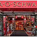 Retour en enfance chez FAO Schwarz -FERME-
