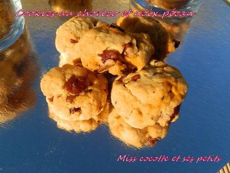 cookies au chorizo et noix pécan3