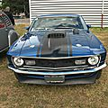 Ford Mustang 351 Mach 1 1970