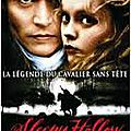 TIM <b>BURTON</b> - Sleepy Hollow