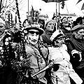 faire <b>carnaval</b> a l unisson en noir et blanc c est une possibilité