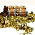 trésors en france
