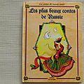 Les plus beaux <b>contes</b> de Russie, collection les <b>contes</b> du monde entier, éditions du Korrigan 2001