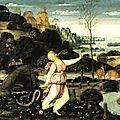 Eurydice et Orphée