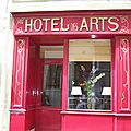 mes hotels prefrs a PARIS
