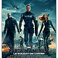 <b>Captain</b> <b>America</b> : Le soldat de l'hiver - Anthony et Joe Russo