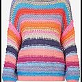 Pull Cosy - <b>Manoush</b>