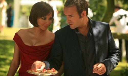 Valeria Golino et Jean Dujardin