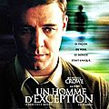 UN HOMME D'EXCEPTION - 8,5/10