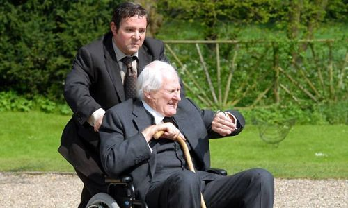 Peter Vaughan et Andy Nyman