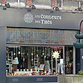 Les COULEURS Des THÉS Tournai Belgique salon de thé