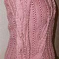 un defi tricot pour tester ma concentration