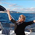 Les plus beaux sites du Péloponnèse en voilier - Jour J+5 : Highway to Cap Sounio, vidéo