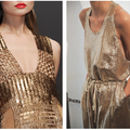 Moodboard #3 Gold Glitter