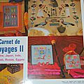 Magazine <b>ouvrages</b> broderie Hors Serie