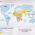 L'EAU : UNE RESSOURCE A MENAGER ET A MIEUX UTILISER (EPI : penser un territoire durable)
