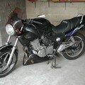 Mon CB500