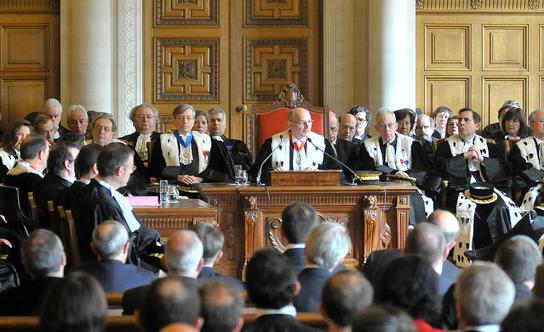 Cour des Comptes audiance