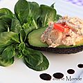 Avocat <b>sauce</b> <b>cocktail</b>