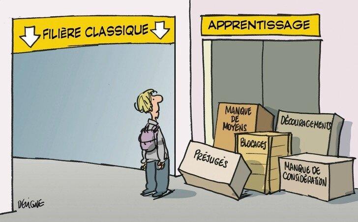 Formation professionnelle: un «laissez-nous faire» girondin proposé par les REGIONS
