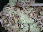 recettes legumes  Poelée de champignons de Paris