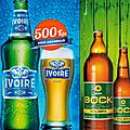 Boissons: la bière est reine